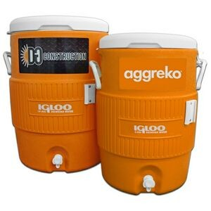 Igloo� 10 Gallon Seat Top Cooler with Cup Dispenser
