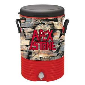 Red Igloo� 5 Gallon Beverage Cooler