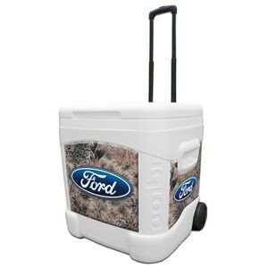 GameGuard® Camo Igloo® 60 Quart Roller Cooler