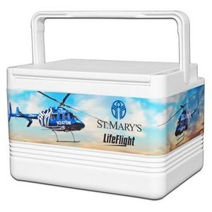 White Igloo� Legend 12 Can Cooler