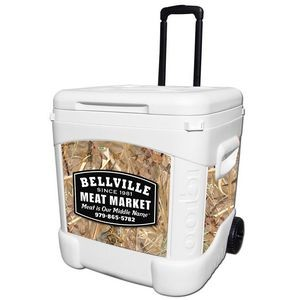 Kings Camo® Field Igloo® Ice Cube 60 Roller Cooler
