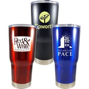 22 Oz. Pro Colorful Double Wall Stainless Steel Tumbler